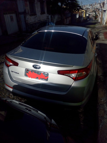 Kia optima luxuoso - Foto 5
