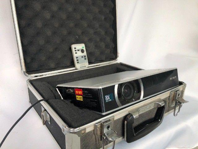 Projetor Multimídia Sony VPL-CS20 2000ANSI lumens - Foto 4