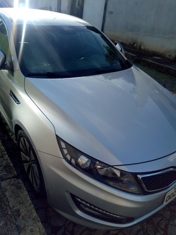 Kia optima luxuoso - Foto 9