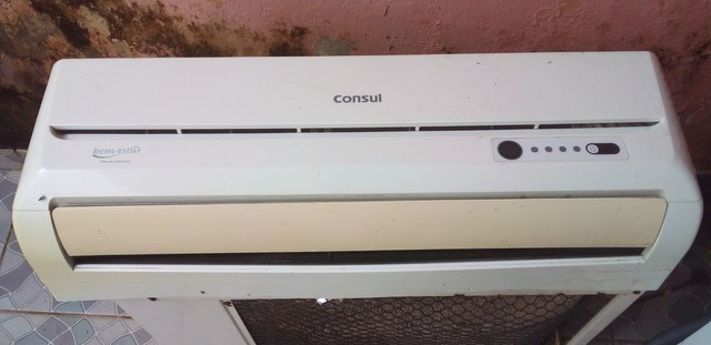 Vendo ar condicionado 9.000btu zap *) - Foto 3