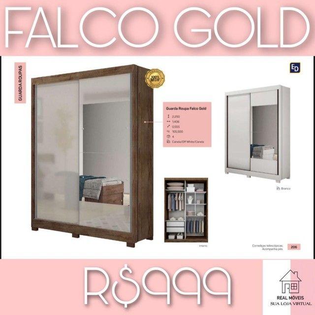 Guarda roupa falco Gold