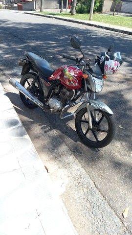 Moto Fan 125  ano 2015 - Foto 3