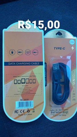Cabo USB C TURBO