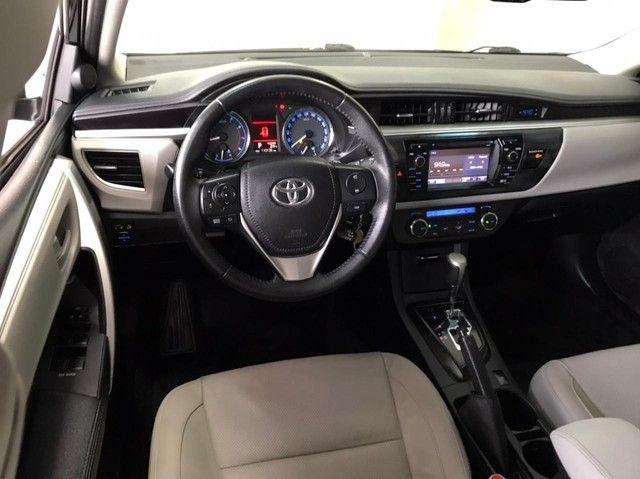 Corolla XEI 2.0 Flex -2017 - Foto 3