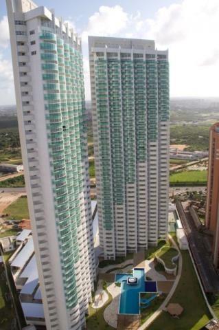Apartamento em Ponta Negra, Condomínio Estrela do Atlântico