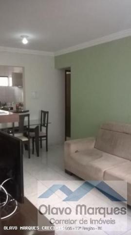 Apartamento com 2/4 opção de negociação