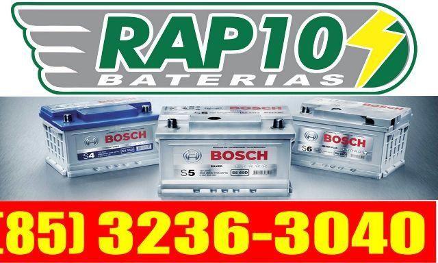 Bosch 60 ah