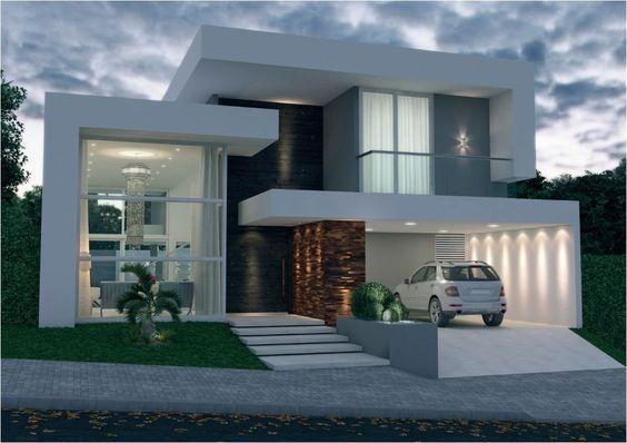 Casa condominio serra dos bandeirantes venda casas e for Fachadas de casas modernas em belo horizonte