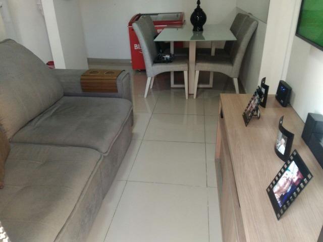 Ótimo Apto 02Qts varanda condominio novo com infra ac financiamento rua Henrique Scheid - Foto 9
