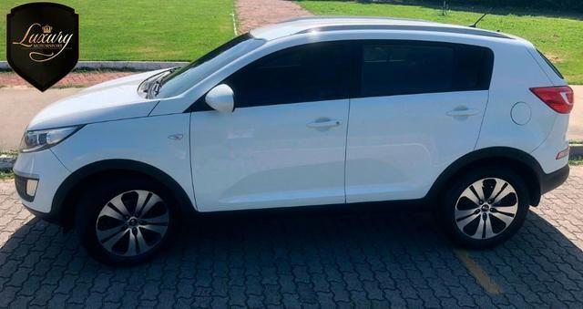 Kia Motors Sportage LX2 Automática Flex - Foto 8