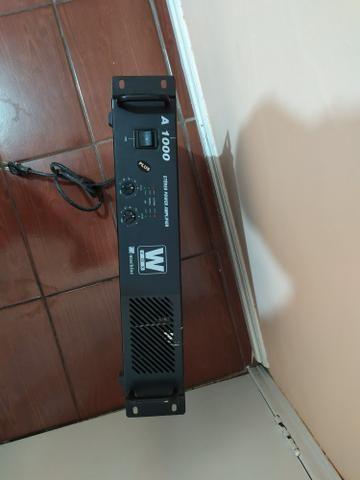 Amplificador 400w rms - Foto 5