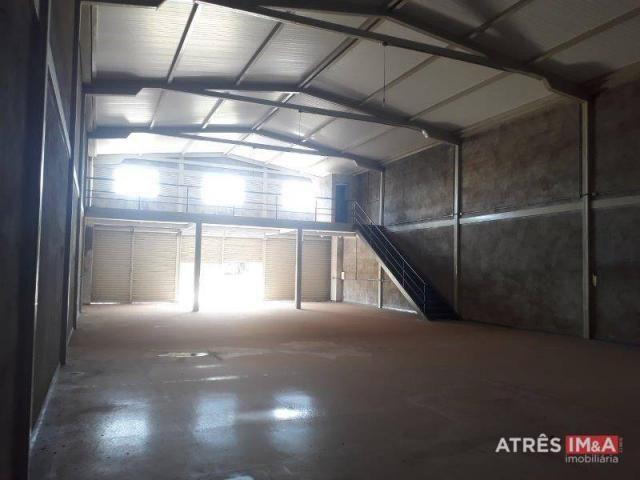 Galpão para alugar, 0 m² por r$ 4.500,00/mês - residencial center ville - goiânia/go - Foto 5