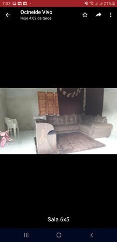 Vende-se esta casa cruzeiro do sul Terreno medindo 25x25 - Foto 4