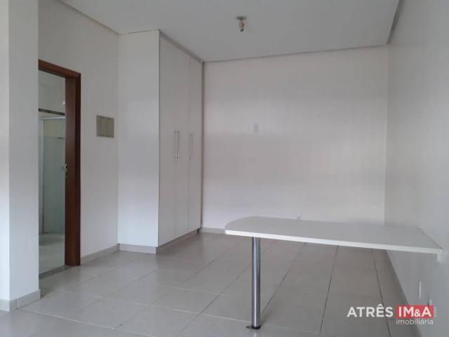 Studio com 1 dormitório para alugar, 32 m² por R$ 670,00/mês - Setor Sul - Goiânia/GO - Foto 2