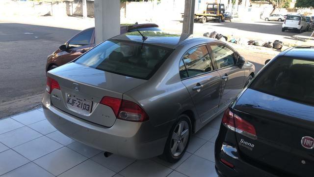 Honda Civic 2007 LXS TOP - Foto 3