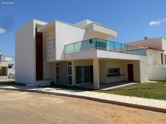 Belíssima Casa Alto Padrão no Cond. Residencial Fazenda Park - Parnamirim - Foto 2