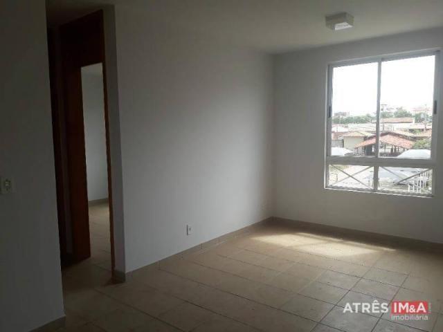 Apartamento com 2 dormitórios para alugar, 67 m² por r$ 600,00/mês - setor perim - goiânia - Foto 7