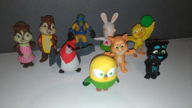Brinquedos MC Donald
