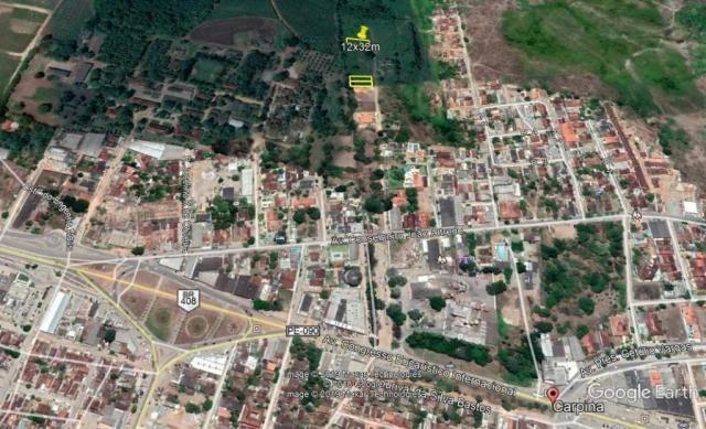 Terreno à venda em Novo, Carpina cod:TE09W - Foto 6