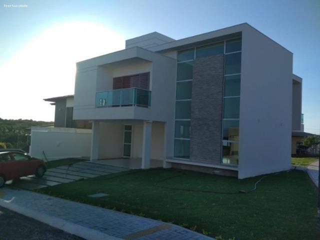 Belíssima Casa Alto Padrão no Cond. Residencial Fazenda Park - Parnamirim