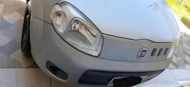 Fiat Uno Vivace 1.0 flex 4 portas 2013 - Foto 4