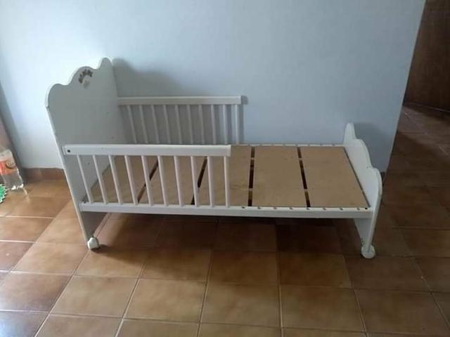 Caminha de bebê (ENTREGO)