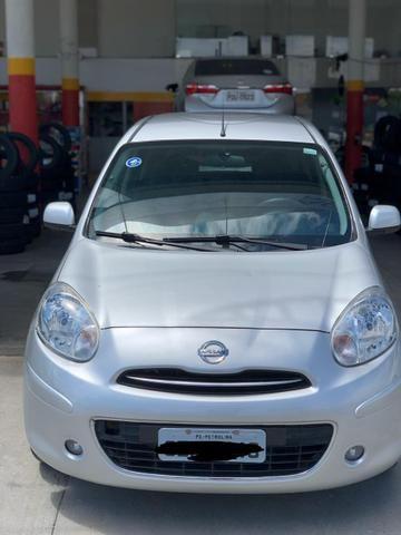 Nissan March 1.6 flex 12/13 - Foto 2