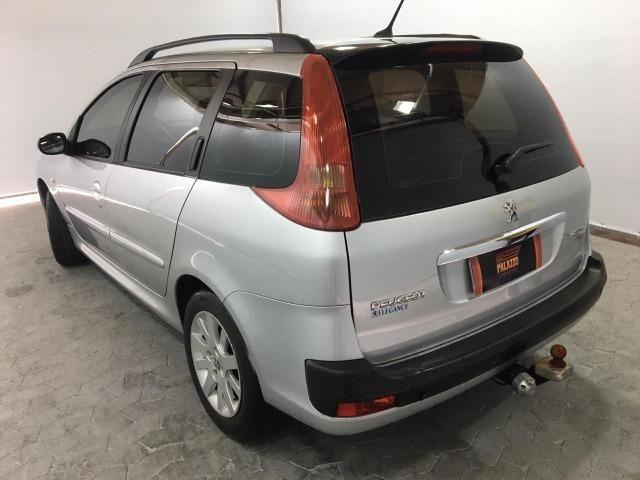 Peugeot 206 SW Automático Completo Revisado ( Avalio Troca ) - Foto 2