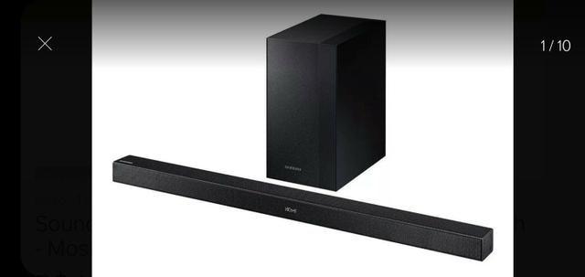 Sound Bar Samsung Entrego