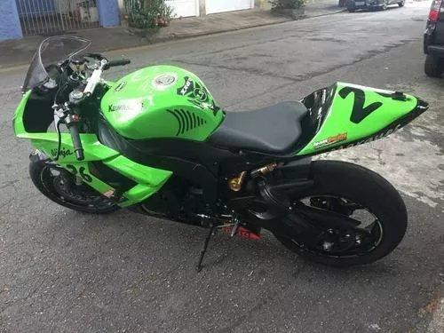 Kawasaki Ninja zx-6r - Foto 5