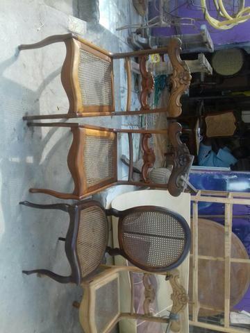 Ateliê de móveis antigos