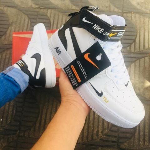 Tênis Nike Air Force 35 36 41 feminino e masculino Novo! Parcelo!