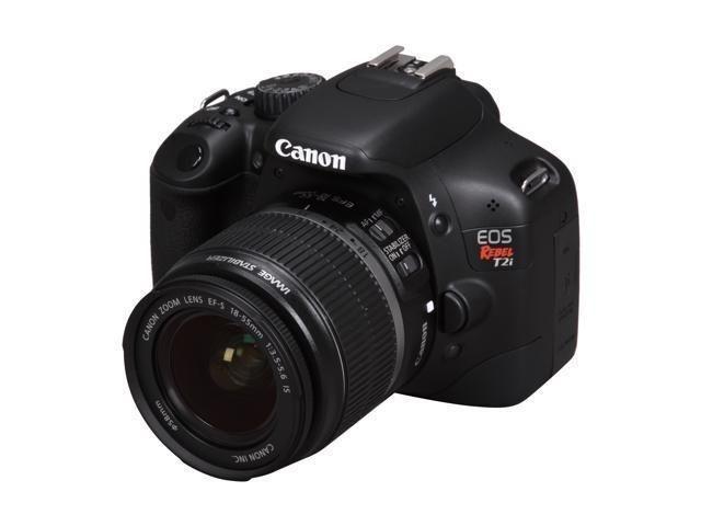 Canon T2i Somente Corpo Com Manual e Acessórios
