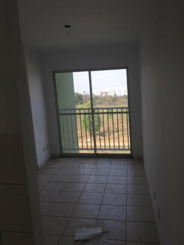Apartamento em cond club 2qtos 1 vaga lazer completo ac financiamento e carro - Foto 4