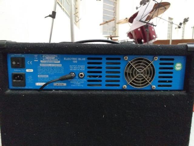 Amplificador - Ashdown Electric Blue 180 - Foto 4