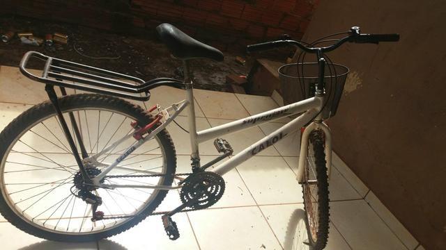 Bicicleta 250 está nova,tanquinho 90 colomarque - Foto 2