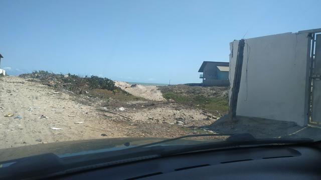 Terreno em Luis Correia na praia. Negociável
