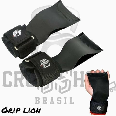 Grip Luva crossfit lion nc extreme - Foto 3