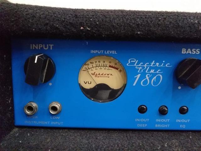 Amplificador - Ashdown Electric Blue 180 - Foto 5