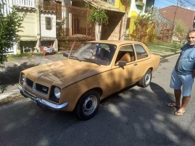Chevette 1.4 1978 venda ou troca
