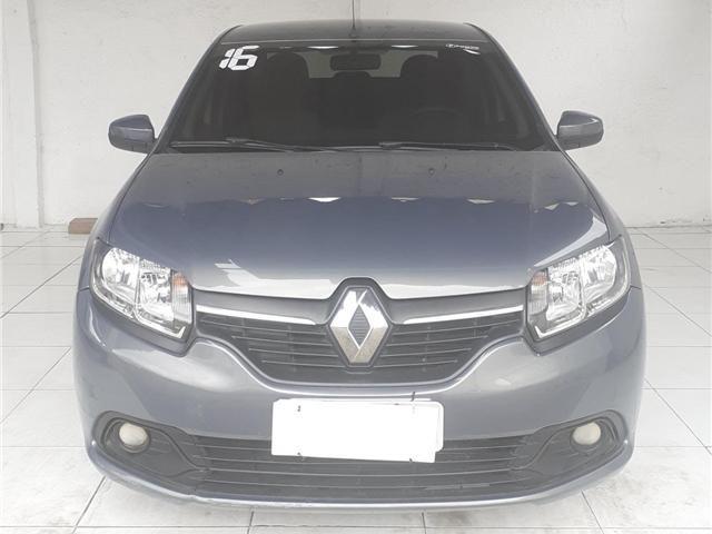 Renault Logan 1.6 expression 8v flex 4p manual - Foto 2