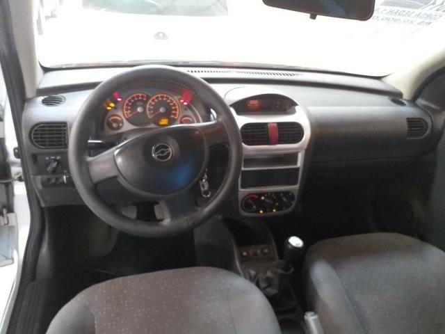 Corsa sedan 1.4 premium o mais Novo de Aracaju ideal para uber - Foto 7