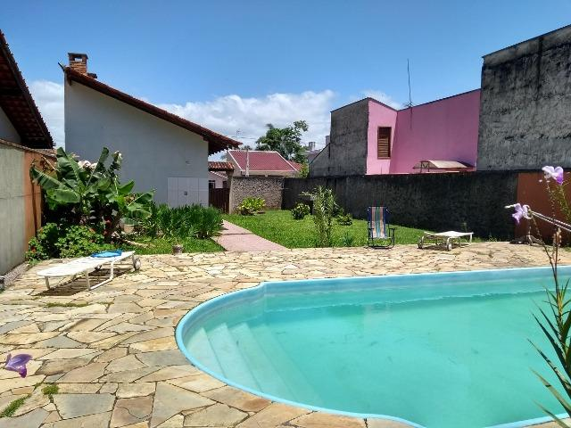 Casa com piscina a aprox. 400 m do mar em Itapoá - Foto 13