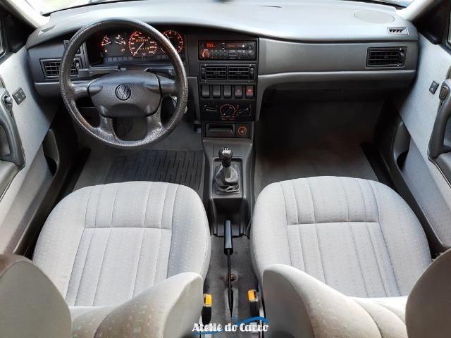 Santana CLi 1995 Completo - Apenas 23.000 km - Todo Original - Ateliê do Carro - Foto 11