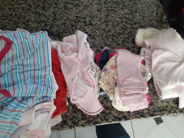 Kit roupa e canguru - Foto 6