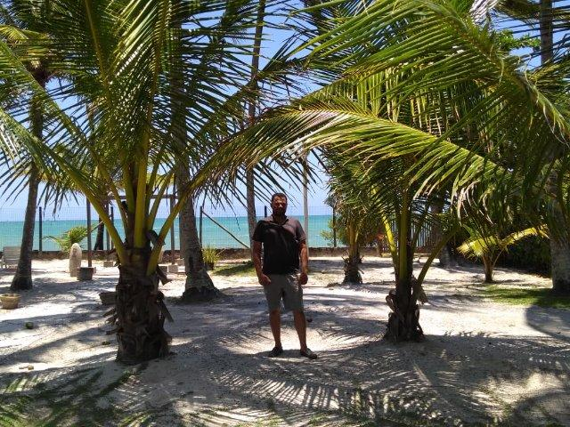 Lotes na praia em condomínio fechado ilha Vera Cruz - Foto 8