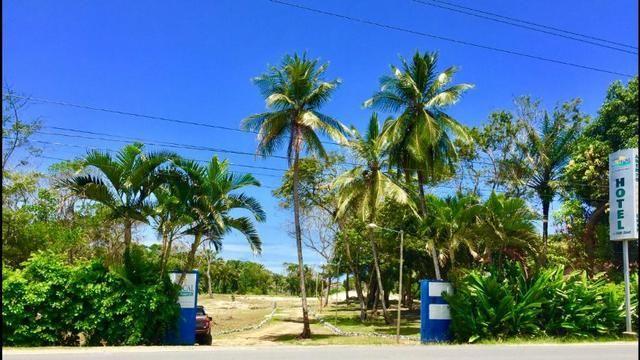 Lotes na praia em condomínio fechado ilha Vera Cruz - Foto 11