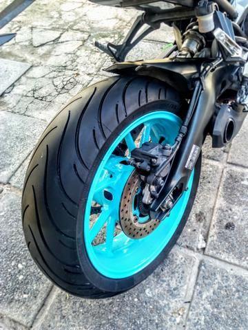 Yamaha MT 09 2016 leia a descrição - Foto 3