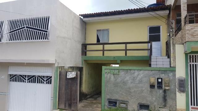 Casa 1º Andar com garagem embaixo para alugar: Rua Sergipe, nº 496 E, Paripe, Salvador-BA