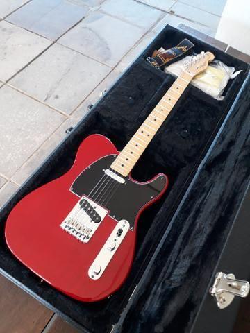 Fender Telecaster American Standard Ash Lindíssima - Foto 2